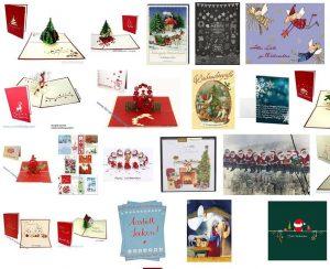 Amazon Weihnachtskarten
