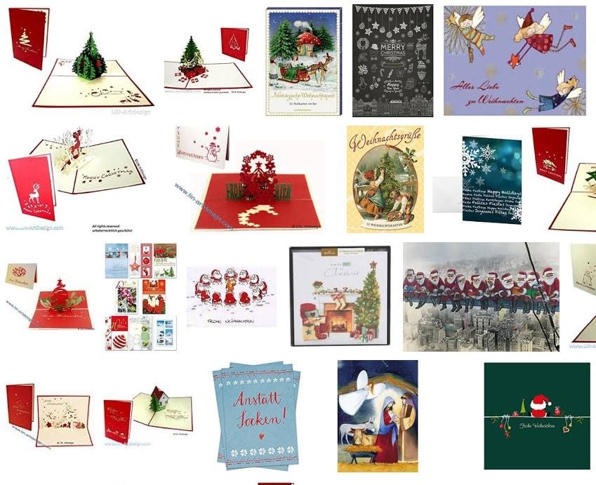 Amazon weihnachten 2018 top 10 weihnachtsartikel - Weihnachtskarten amazon ...