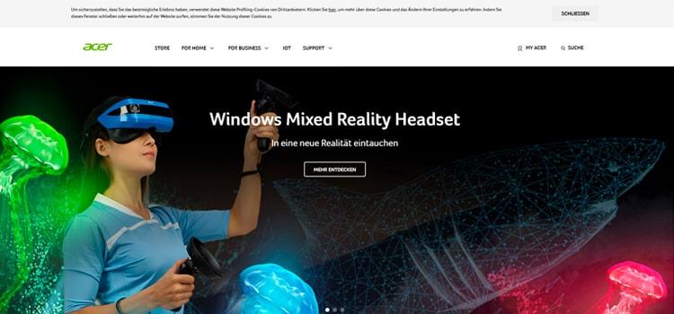 Acer.com Erfahrungen