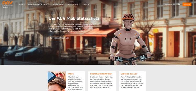 Erfahrungen und Bewertungen für ACV - Automobil Club Verkehr