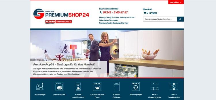 Premiumshop24 Erfahrungen