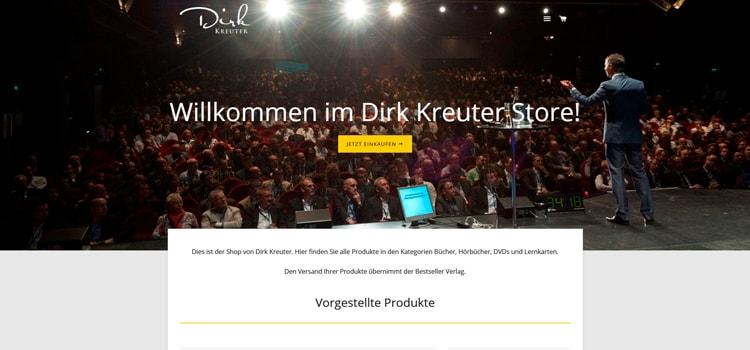 Dirk Kreuter Erfahrungen