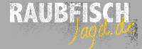 Raubfischjagd Logo