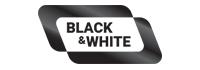 Black & White Prepaid Mastercard Logo