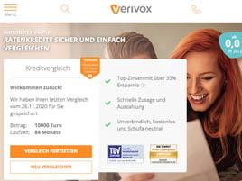 Verivox Ratenkredit Erfahrungen (Verivox Ratenkredit seriös?)