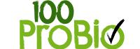 100ProBio Logo